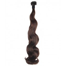 Aqua Hair Extensions Keratin Fusion Body Wave
