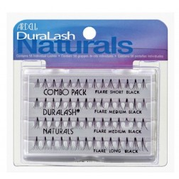 Ardell Duralash Naturals Combo Pack Black