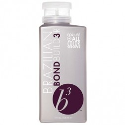Brazilian Blowout b3 Brazilian Bond Builder Dispensing Bottle 16.9 Oz