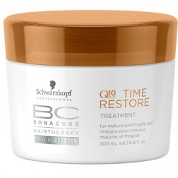 Schwarzkopf BC Bonacure Time Restore Time Restore Treatment 6.8 Oz.