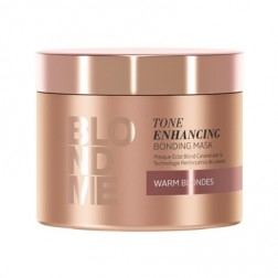 Schwarzkopf BlondMe Warm Blondes Tone Enhancing Bonding Mask 6.8 Oz