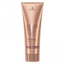 Schwarzkopf BlondMe Warm Blondes Tone Enhancing Bonding Shampoo 8.5 Oz
