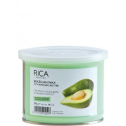 Rica Brazilian Wax with Avocado Butter 14 Oz