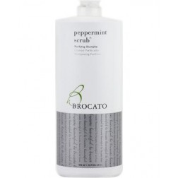 Brocato Peppermint Scrub Purifying Shampoo 32 Oz
