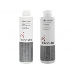 Brocato Vibracolor Fade Prevent Shampoo 10 Oz And Conditioner 8.5 Oz