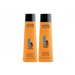 KMS California Curl Up Shampoo 10 Oz And Conditioner 8.5 Oz