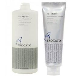 Brocato Saturate Intensive Moisture Shampoo 32 Oz And Treatment 5.25 Oz