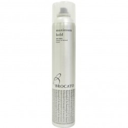 Brocato Maximum Hold Hair Spray 10 Oz