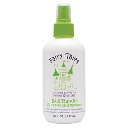 Fairy Tales Bug Bandit Repellant 8 Fl. Oz.
