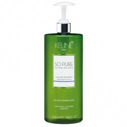 Keune So Pure Calming Shampoo 33.8 Oz