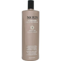 System 6 Cleanser 33.8 oz by Nioxin