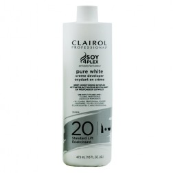 Clairol Professional Pure White Crème Developer 20 Volume 16 Oz