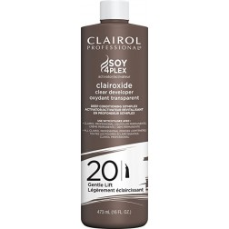 Clairol Professional Clairoxide Clear Developer 20 Volume 16 Oz