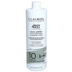 Clairol Professional Pure White Crème Developer 10 Volume 16 Oz
