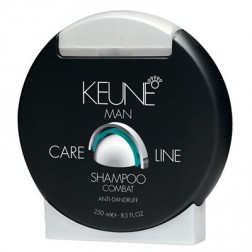 Keune Care Line Man Combat Anti Dandruff Shampoo 8.5 Oz