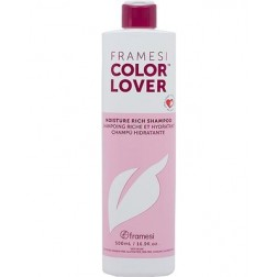 Framesi Color Lover Moisture Rich Shampoo 16.9 Oz