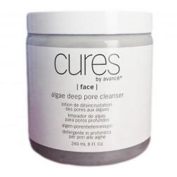 Cures by Avance Algae Deep Pore Cleanser 8 Oz