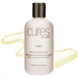Cures by Avance Marine Oil Body Glow 2 Oz