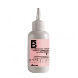 Davines Boucle Biowaving System Extra Delicate Curling Lotion No 1 (3.38 Oz)