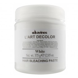 Davines L'art Decolor White Hair Bleach Paste 375 gr