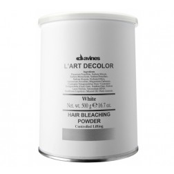 Davines L'art Decolor White Hair Bleach Powder 500 gr