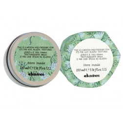 Davines More Inside Medium Hold Finishing Gum 3.38 Oz