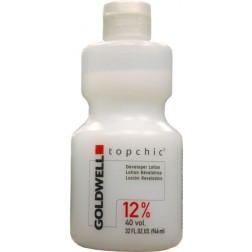 Goldwell Topchic Developer Lotion 12% 40 vol  32 Oz