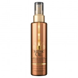 Loreal Mythic Oil Emulsion Ultrafine Treatment for Normal to Fine Hair  5.0 Oz