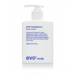 Evo Self Indulgence Body Creme 10.1 Oz (300ml)