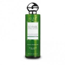 Keune So Pure Exfoliating Shampoo 8.5 Oz