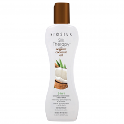 Farouk Biosilk Silk Therapy with Coconut Oil 3-in-1 5.64 Oz