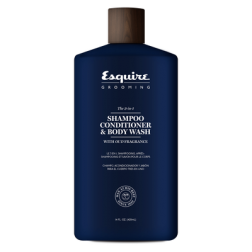 Farouk Esquire 3-in-1 Shampoo Conditioner & Body Wash 14 Oz