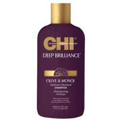 Farouk CHI Deep Brilliance Optimum Moisture Shampoo 12 Oz