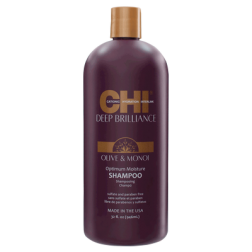 Farouk CHI Deep Brilliance Optimum Moisture Shampoo 32 Oz