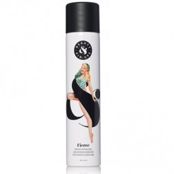 Beauty and Pin-Ups Fierce Firm Hold Finishing Spray 10 Oz