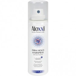 Aloxxi Firm Hold Spray 1.5 Oz