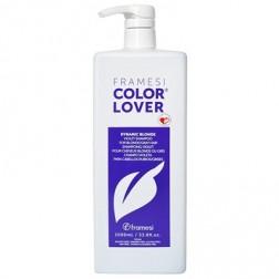 Framesi Color Lover Dynamic Blonde Violet Shampoo 33.8 Oz