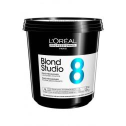 Loreal Blond Studio Bleach Multi-Techniques Powder 32 Oz