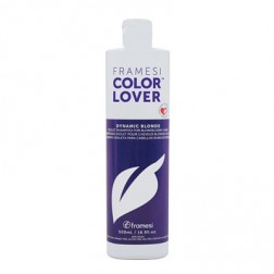Framesi Color Lover Dynamic Blonde Violet Shampoo 33.4 Oz