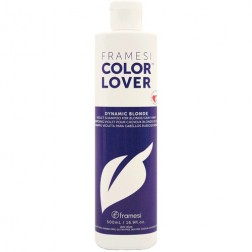 Framesi Color Lover Dynamic Blonde Violet Shampoo 16.9 Oz