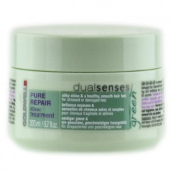 Goldwell Dualsenses Green Pure Repair 60 sec Treatment 6.7 Oz