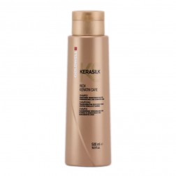 Goldwell Kerasilk Rich Keratin Care Shampoo 16.9 oz