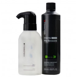 Goldwell Men ReShade Developer Concentrate with Applicator Bottle
