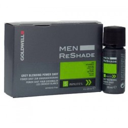 Goldwell Men ReShade Grey Blending Power Shot (4 pack)