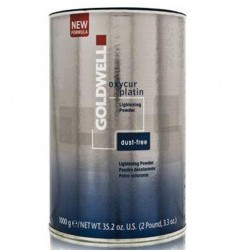 Goldwell Oxycur Platin Dust Free Lightener 1000g - 35.2 Oz