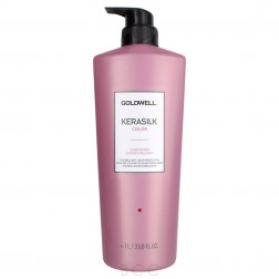 Goldwell Kerasilk Color Cleanse Conditioner 33.8 Oz