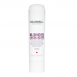 Goldwell Dualsenses Blondes & Highlights Anti-Yellow Conditioner 10.1 Oz