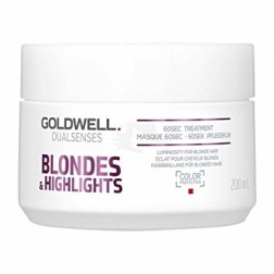 Goldwell Dualsenses Blondes & Highlights 60 Sec Treatment 6.7 Oz