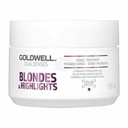 Goldwell Dualsenses Blondes & Highlights 60 Sec Treatment 6.7 Oz