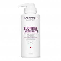Goldwell Dualsenses Blondes & Highlights 60 Sec Treatment 16.9 Oz